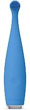 Kup Elektryczna szczoteczka do zębów dla dzieci i niemowląt 0-5 lat - Foreo Issa Mikro Bubble Blue