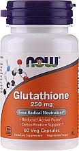 Kup Wegetariańskie kapsułki wspierające detoksykację - Now Foods Glutathione