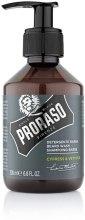 Kup Szampon do brody - Proraso Cypress & Vetyver Beard Shampoo