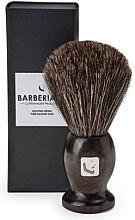 Kup Pędzel do golenia z czystego włosia borsuka - Barberians. Shaving Brush Pure Badger Hair