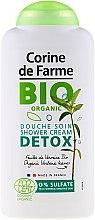 Kup Naturalny żel pod prysznic z ekstraktem z liści werbeny - Corine De Farme Bio Detox Shower Cream