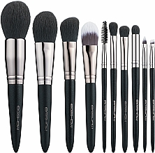 Kup Zestaw pędzli do makijażu - Eigshow Beauty Light Gun Black Brush Kit