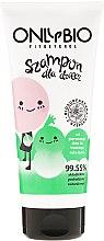 Kup Łagodny szampon dla dzieci od 1. roku życia - Only Bio Fitosterol