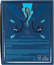Bvlgari Aqva Pour Homme - Zestaw (edt 100 ml + ash/balm 100 ml + bag) — фото N2
