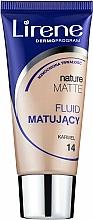 Kup Fluid matujący - Lirene Nature Matte