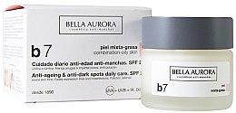 Kup Krem przeciw plamom pigmentacyjnym do cery mieszanej i tłustej - Bella Aurora B7 Combination/Oily Skin Daily Anti-Dark Spot Care