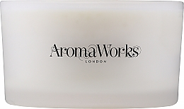 Kup Świeca zapachowa May chang i drzewo sandałowe z trzema knotami - AromaWorks Nurture Candle 3-wick