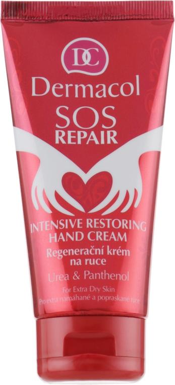 Intensywne regenerujący krem do rąk - Dermacol SOS Repair Hand Cream