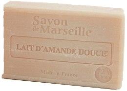 Kup Naturalne mydło w kostce Mleczko migdałowe - Le Chatelard 1802 Soap Almond Milk