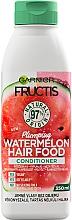 Kup Odżywka do włosów ułatwiająca rozczesywanie - Garnier Fructis Hair Food Plumping Watermelon Conditioner