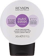 Kup PRZECENA! Tonujący krem-balsam do włosów, 240 ml - Revlon Professional Nutri Color Filters *