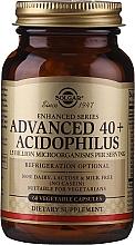 Kup Suplement diety wspomagający florę jelitową - Solgar Advanced 40+ Acidophilus