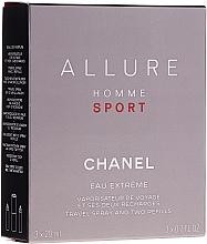 Kup Chanel Allure Homme Sport Eau Extreme - Woda perfumowana (edp 20 ml + refills 2 x 20 ml)