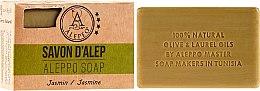 Kup Mydło aleppo w kostce Jaśmin - Alepeo Aleppo Soap Jasmine 8%