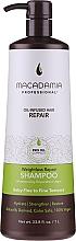 Szampon do włosów - Macadamia Professional Weightless Moisture Shampoo — фото N1