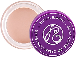 Kup Korektor do twarzy - Boys`n Berries Be My Cover Pro Cream Concealer