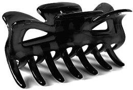 Kup Klips do włosów FA-9776, 4 x 8,5 cm, czarny - Donegal