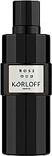 Kup Korloff Paris Rose Oud - Woda perfumowana