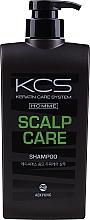Kup Przeciwłupieżowy szampon do włosów dla mężczyzn - KCS Homme Scalp Care Shampoo