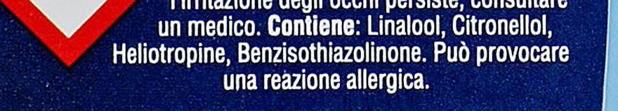 Odświeżacz powietrza w żelu - Felce Azzurra Gel Air Freshener Vanilla & Monoi — фото N2