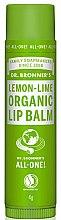 Kup Balsam do ust Cytryna i limonka - Dr. Bronner's Lemon & Lime Lip Balm