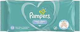 Kup Chusteczki nawilżane dla niemowląt, 52 szt. - Pampers Baby Fresh Clean