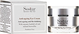Kup Przeciwstarzeniowy krem pod oczy - Sostar EstelSkin Anti-ageing Eye Cream