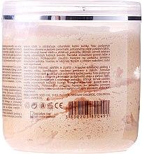 Naturalny peeling do ciała Bursztyn i złoto - Sezmar Collection Professional Body Scrub Amber & Gold — фото N2