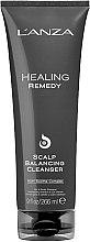 Kup Balansująca żel do mycia skóry głowy - Lanza Healing Remedy Scalp Balancing Cleanser
