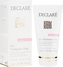 Kup Intensywnie kojąca maska do twarzy - Declaré Stress Balance Skin Meditation Mask