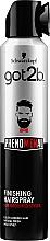 Kup Lakier do włosów dla mężczyzn - Schwarzkopf Got2b Phenomenal Finishing Hairspray