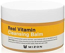 Kup Balsam do oczyszczania twarzy i demakijażu - Mizon Real Vitamin Cleansing Balm