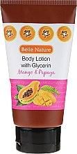 Kup Balsam do ciała - Belle Nature Body Lotion With Mango & Papaya