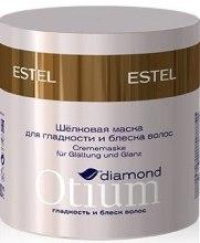 Kup Maska z jedwabiem nadająca gładkość i połysk - Estel Professional Otium Diamond