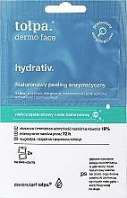 Kup Maska-peeling hydroenzymatyczny na twarz, szyję i dekolt - Tołpa Dermo Face Hydrativ