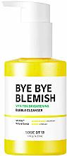 Kup Rozświetlająca pianka do mycia twarzy - Some By Mi Bye Bye Blemish Vita Tox Brightening Bubble Cleanser