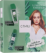 Kup C-Thru Luminous Emerald - Zestaw (edt 30 ml + deo 150 ml)