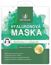 Kup Hialuronowa maska na tkaninie do twarzy - Allnature Hyaluronic Mask