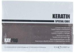 Kup Balsam do włosów z keratyną w ampułkach - KayPro Special Care Keratin