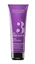Kup Regenerujący szampon domykający łuski włosów - Revlon Professional Be Fabulous Hair Recovery Cuticle Sealer Shampoo
