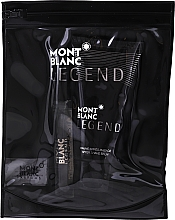 Kup Montblanc Legend - Zestaw (edt/7,5 ml + a/sh/b/50 ml + bag)