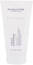 Kup Oczyszczający krem do mycia twarzy - Revolution Skincare Retinol Cleansing Cream