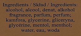 Chat D'or Pure Gold - Balsam po goleniu — фото N3