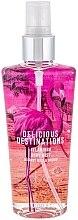 Kup Mgiełka do ciała - Delicious Destinations Flamingo Body Mist