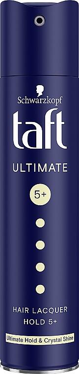 Lakier do włosów Najmocniejsze utrwalenie - Schwarzkopf Taft Ultimate