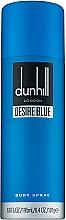 Kup Perfumowany dezodorant w sprayu dla mężczyzn - Alfred Dunhill Desire Blue