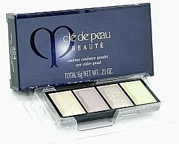 Kup Paletka cieni do powiek - Cle De Peau Beaute Eye Color Quad Refill