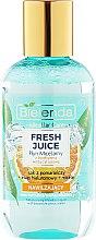 Kup Nawilżający płyn micelarny z bioaktywną wodą cytrusową Pomarańcza - Bielenda Fresh Juice