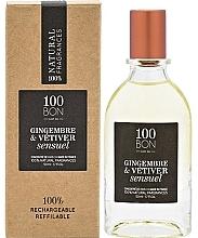Kup 100BON Gingembre & Vetiver Sensuel Concentre - Woda perfumowana