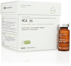 Kup PRZECENA! Biorewitalizujący peeling chemiczny z kwasem chlorooctowym - Innoaesthetics Inno-Exfo MCA 35 *